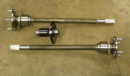 Weir Performance - Axle Kits & Complete Rear